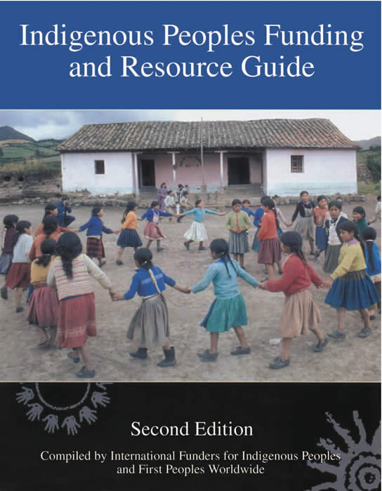 Indigenous Peoples Funding and Resource Guide PDF