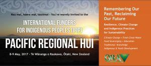 HUI NZ RM Poster