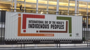 Health and Well-Being Rule at U.N. on International Day of the World's Indigenous Peoples
