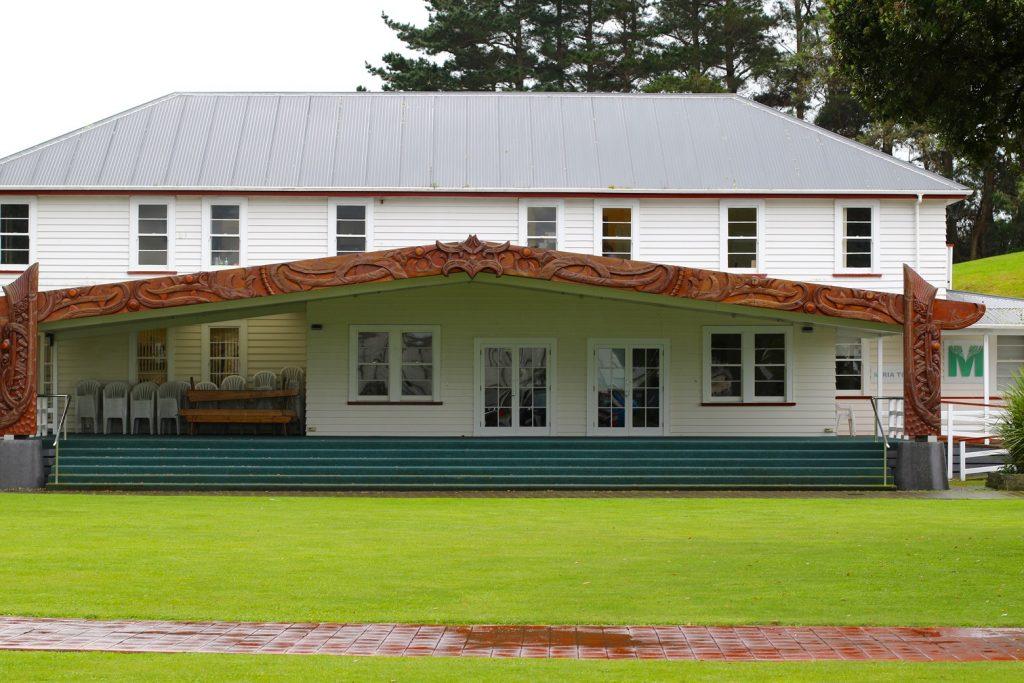 Te Wānanga o Aotearoa is a trailblazing Māori center of higher learning in Otaki, New Zealand. Photo: Rucha Chitnis.