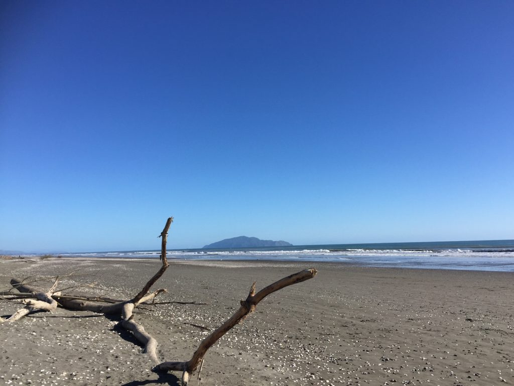 Otaki Beach. Photo: Rucha Chitnis