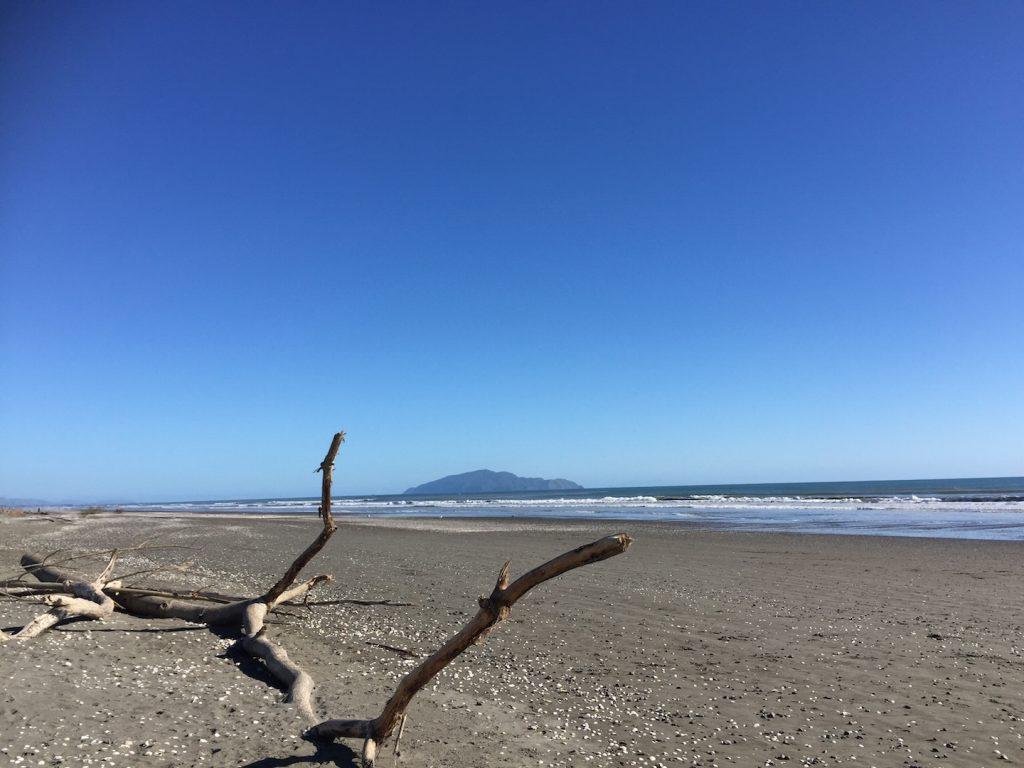 Otaki Beach. Photo: Rucha Chitnis