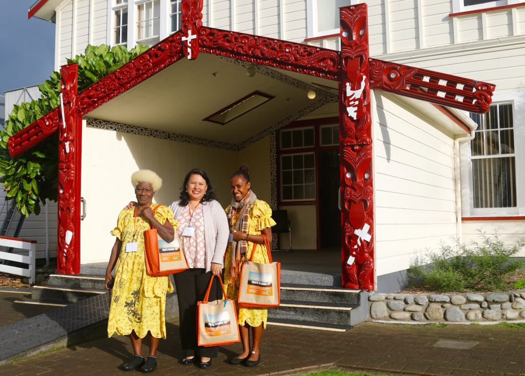 """IFIP sees the profound value in bringing Indigenous voices to philanthropic spaces so that funders can move away from transactional relationships to embrace a partnership model that is responsive and respectful of Indigenous life plans,"" reflected Lourdes Inga, Interim Executive Director of IFIP at the hui."