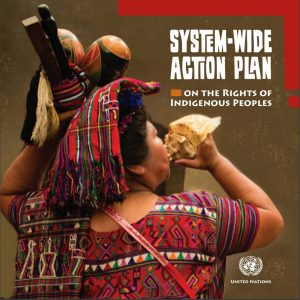 System-Wide Action Plan on the Rights of Indigenous Peoples